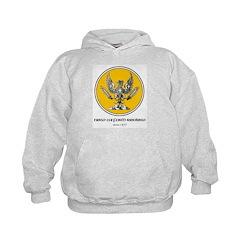 Logo Gold Hoodie