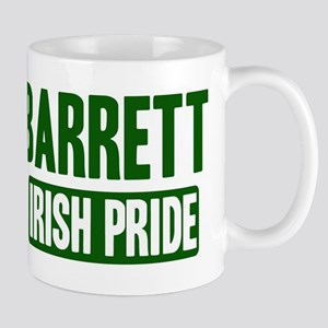 Barrett irish pride Mug