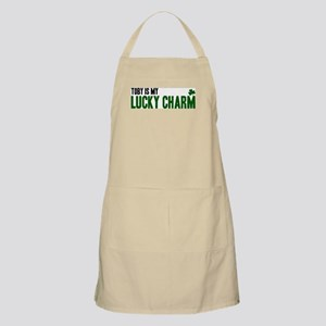 Toby (lucky charm) BBQ Apron