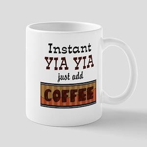 Instant Yia Yia Coffee Mug