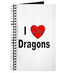 I Love Dragons Journal