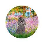 Garden / Poodle (Silver) 3.5