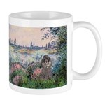 Seine / Poodle (Silver) Mug