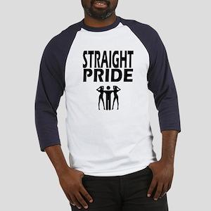 Straight Pride Baseball Jersey