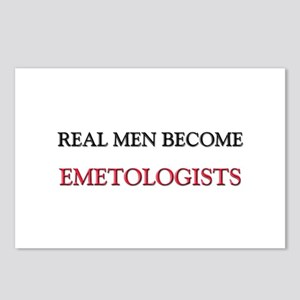 Real Men Become Emetologists Postcards (Package of