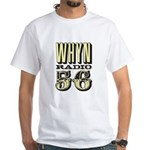 WHYN Springfield 1970 - White T-Shirt