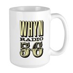 WHYN Springfield 1970 - Large Mug