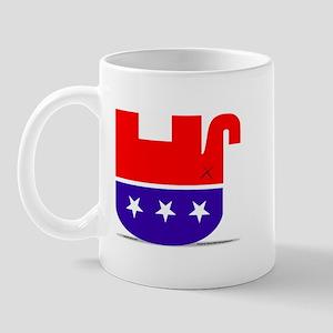 Dead GOP Elephant Mug