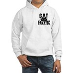 Cat Fanatic Hooded Sweatshirt