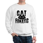 Cat Fanatic Sweatshirt