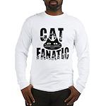 Cat Fanatic Long Sleeve T-Shirt