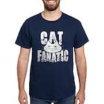 Cat Fanatic Dark T-Shirt