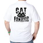 Cat Fanatic Golf Shirt