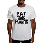 Cat Fanatic Light T-Shirt
