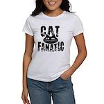 Cat Fanatic Women's T-Shirt
