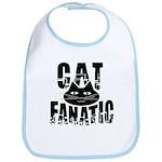 Cat Fanatic Bib