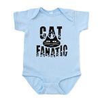 Cat Fanatic Infant Bodysuit