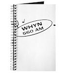 WHYN Springfield 1968 - Journal