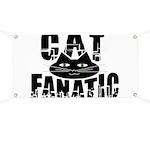 Cat Fanatic Banner