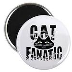 Cat Fanatic Magnet