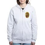 Newman Police Women's Zip Hoodie