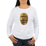 Newman Police Women's Long Sleeve T-Shirt