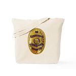 Newman Police Tote Bag