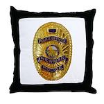 Newman Police Throw Pillow