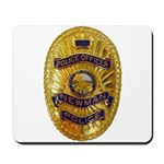 Newman Police Mousepad