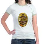 Newman Police Jr. Ringer T-Shirt