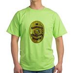 Newman Police Green T-Shirt