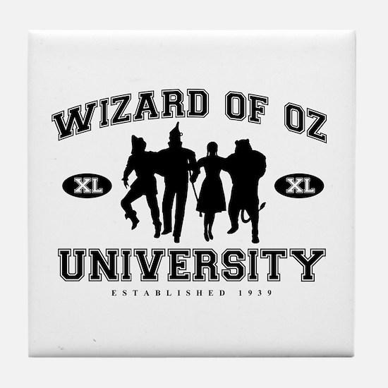 Wizard of Oz Tile Coaster