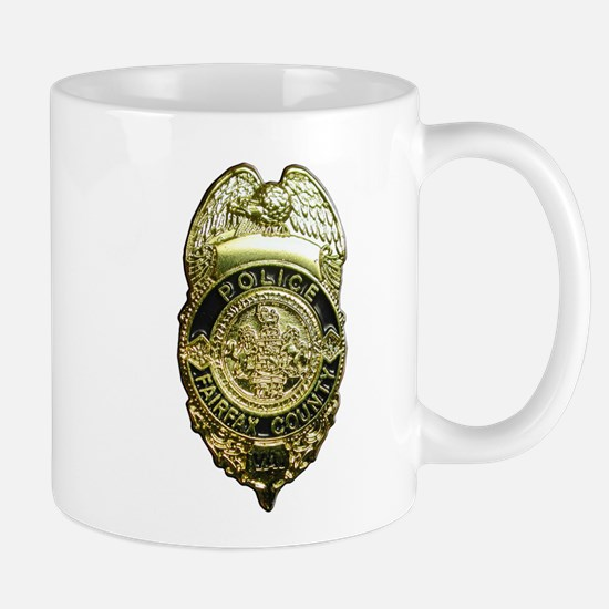 Fairfax County Police Mug