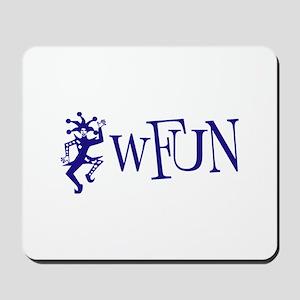 WFUN Miami 1964 -  Mousepad