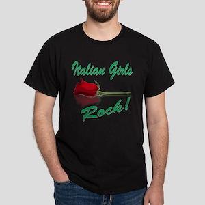 Italian Girls Dark T-Shirt