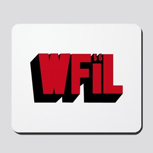 WFIL Philadelphia 1966 - Mousepad