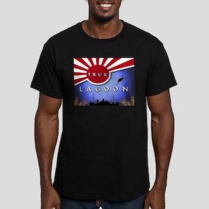 Truk Lagoon Wreck Diver Origi Men's Fitted T-Shirt