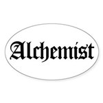 Alchemist Oval Sticker (10 pk)