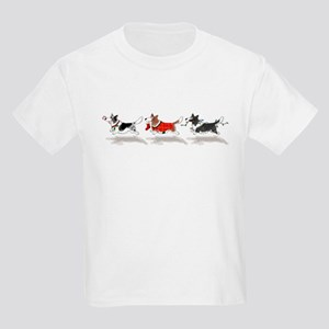 Three Cardigan Corgis Kids T-Shirt