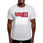 WEAM Wash, DC 1960s - Ash Grey T-Shirt