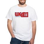 WEAM Wash, DC 1960s - White T-Shirt