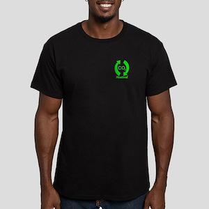 Carbon Neutral Men's Fitted T-Shirt (dark)