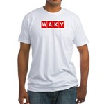 WAKY Louisville 1962 -  Fitted T-Shirt