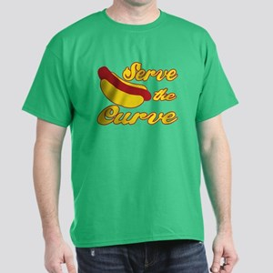 Serve the Curve Dark T-Shirt