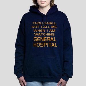 GH Call Alert Women's Hooded Sweatshirt