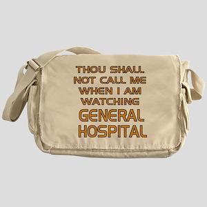 GH Call Alert Messenger Bag