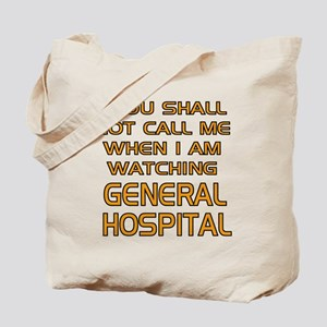GH Call Alert Tote Bag