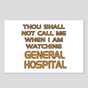 GH Call Alert Postcards (Package of 8)