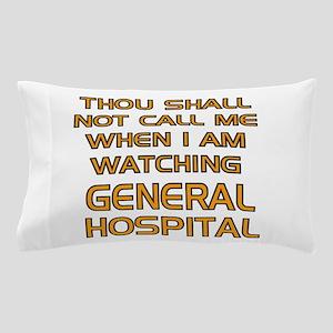 GH Call Alert Pillow Case