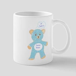 The Swear Bears - Damn Bear Mug